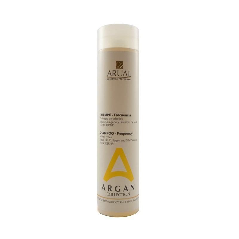 Arual plaukų šampūnas kasdieniniam naudojimui ARGAN COLLECTION