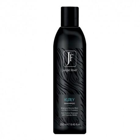 """Jungle Fever garbanotų plaukų šampūnas """"CURLY"""""""