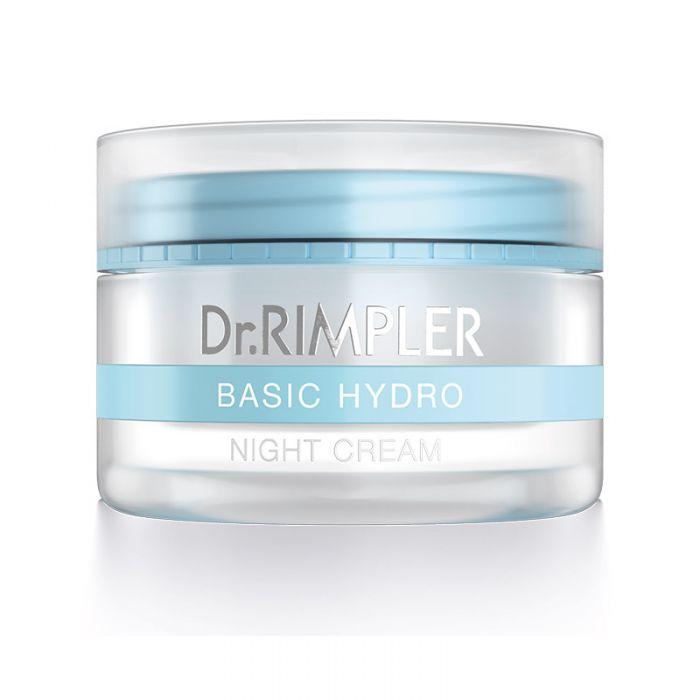 Dr. Rimpler night cream / Maitinamasis veido odos kremas nakčiai 50ml