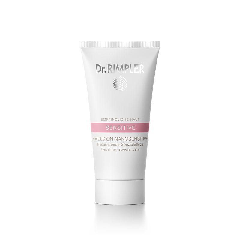 Dr. Rimpler cream nanosensitive / Nano išsausėjusios dermatitinės odos kremas/emulsija 50ml.