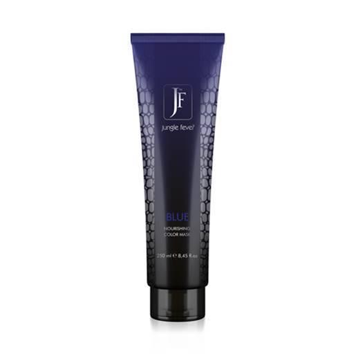 Jungle fever plaukus tonuojanti kaukė BLUE 250 ml