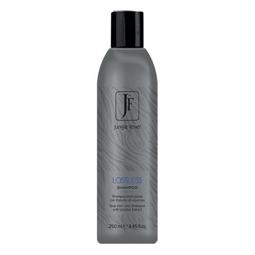 """Jungle Fever plaukų šampūnas nuo slinkimo """"ANTI HAIR-LOSSLESS"""" 250 ml; 1000 ml;"""