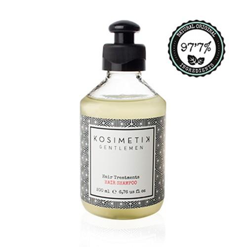 Kosimetik Gentlemen vyriškas plaukų šampūnas 200 ml