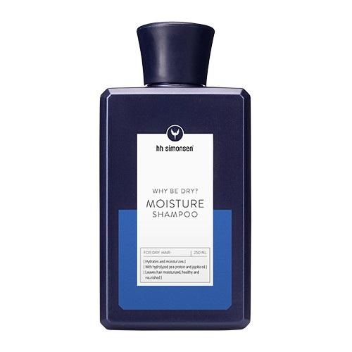 HH Simonsen plaukus drėkinantis šampūnas 250 ml; 700 ml;