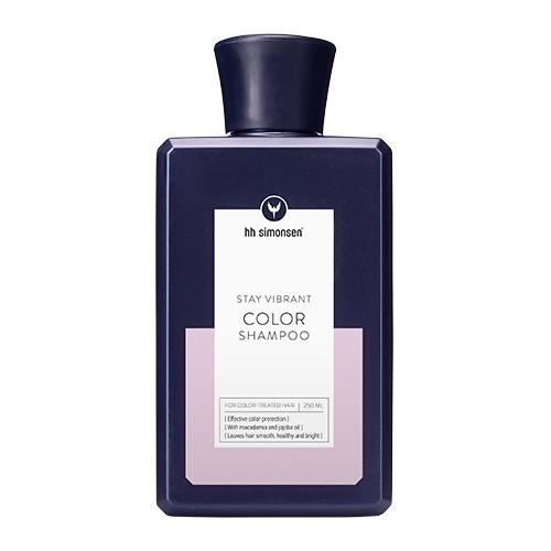 HH Simonsen šampūnas dažytiems plaukams 250 ml; 700 ml;