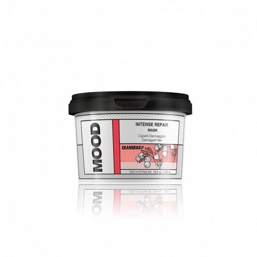 MOOD atstatanti plaukų kaukė su bruknių ekstraktu 500 ml; 1000 ml;
