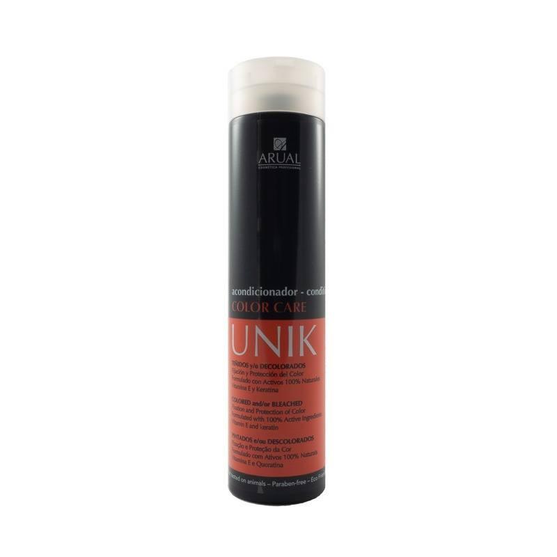 Arual kondicionierius dažytiems plaukams UNIK COLOR CARE 250 ml;