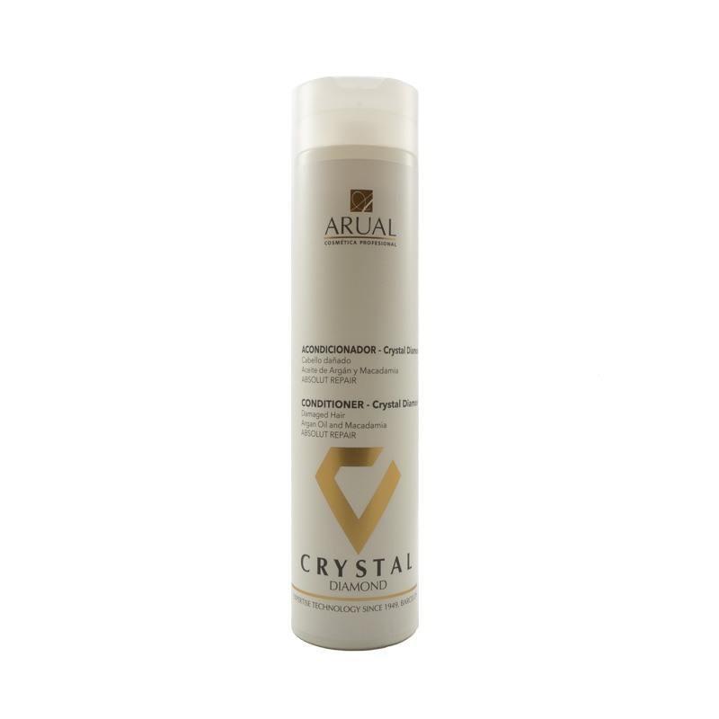 Arual sausų ir pažeistų plaukų kondicionierius CRYSTAL DIAMOND 250ml;