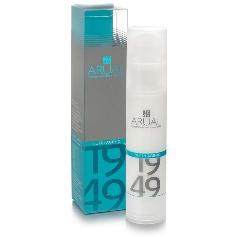 Arual veido kremas NUTRI AGE +10 50 ml;
