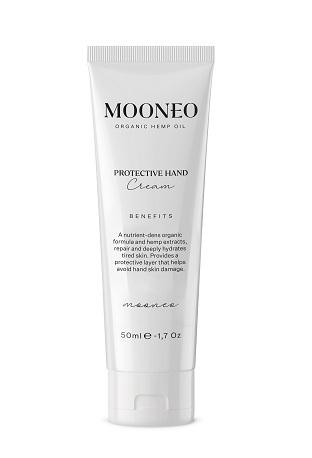 MOONEO apsauginis rankų kremas 50 ml;