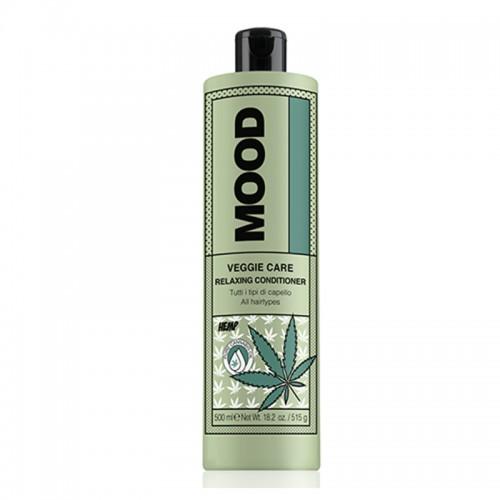 MOOD atpalaiduojantis plaukų kondicionierius VEGGIE RELAXING 500 ml;